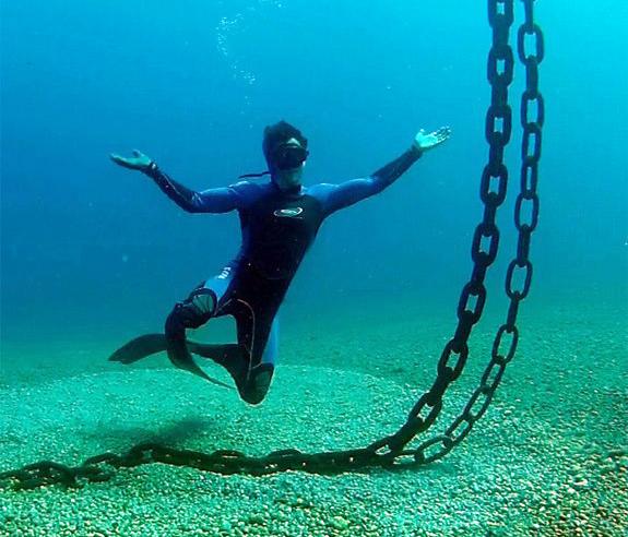 קורס צלילה חופשית בים תיכון