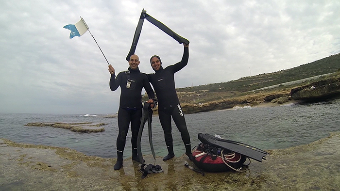 avidag freedive 17 25-1-2014