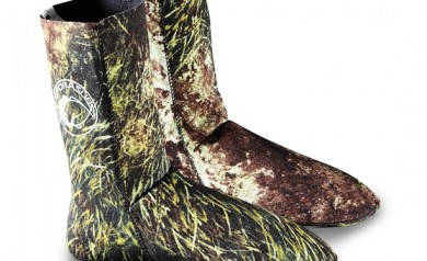 גרביים לצלילה חופשית בצבעי הסוואה מושלמים
